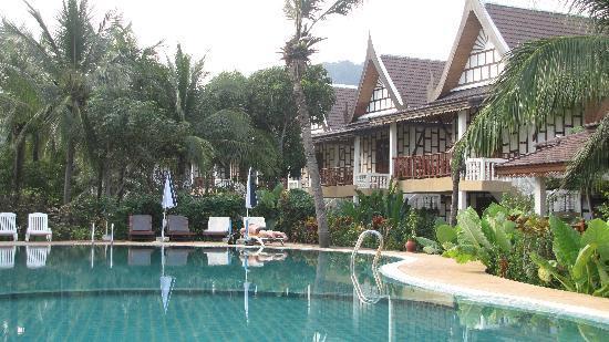Thai Ayodhya Villas & Spa: pool