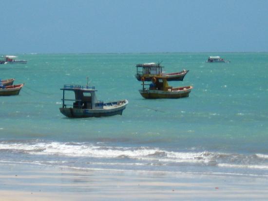 Strand von Maragogi