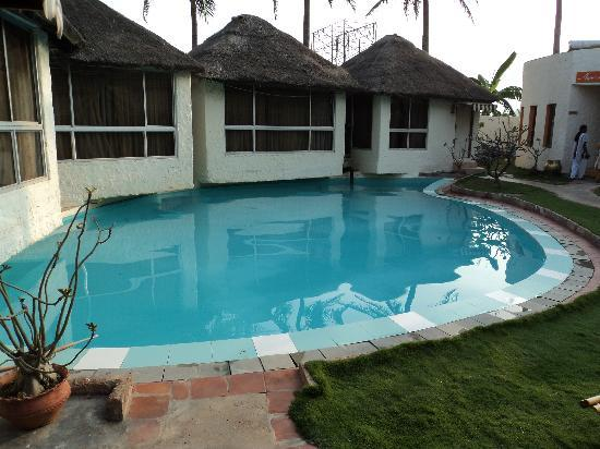 Swimming Pool Picture Of Bay Leaf Ayurveda Spa Resort Visakhapatnam Vizag Tripadvisor
