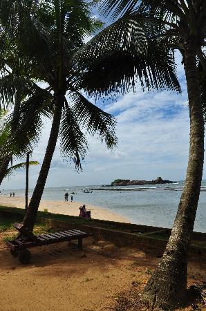 Barberyn Reef Ayurveda Resort: the beach