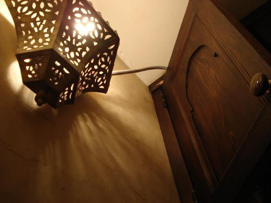 Riad Lotus Ambre: This is supposed to be a 5 star RIad???