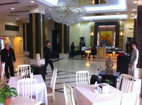 Casa Hotel: Casa Boutique Lobby