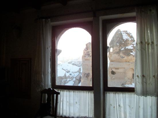 Goreme Suites: View of Fairy Chimneys