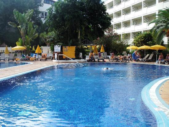 H10 Tenerife Playa: The Pool