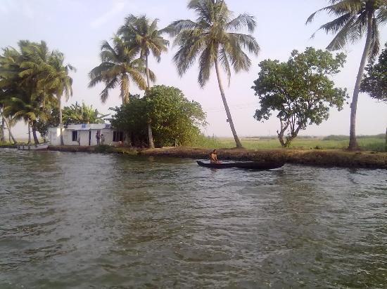 Kumarakom, Indie: c block