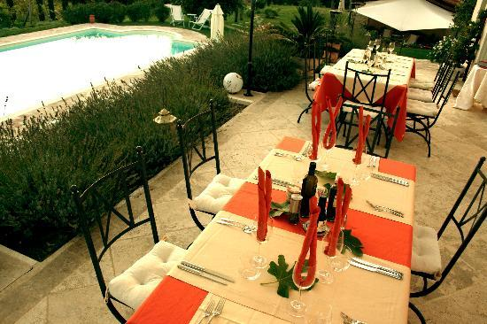 Country House Villa Rey Terasse