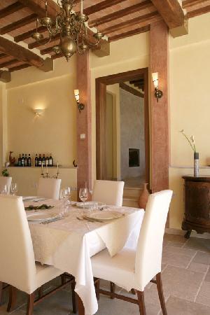 Country House Villa Rey Restaurant