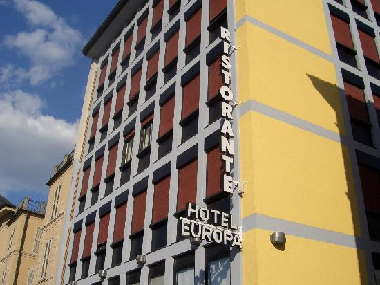 Hotel Europa di Sondrio: Hotel Europa
