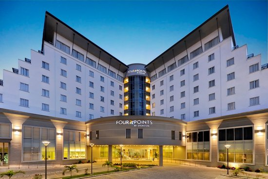 Four Points by Sheraton Lagos: Exterior