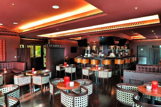 Four Points by Sheraton Lagos: Adrenaline Sports Bar