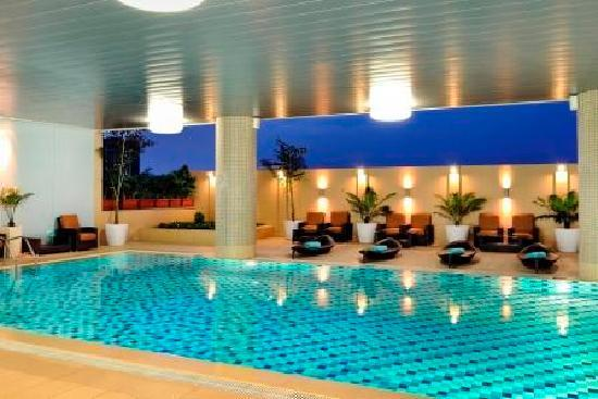 Four Points by Sheraton Lagos: Indoor Pool