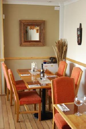 Gloria's Food: Our cosy restaurant...