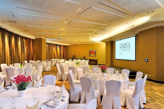 Four Points by Sheraton Lagos: Jupiter Ballroom