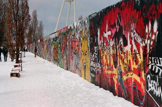 Berlin, Germany: the wall