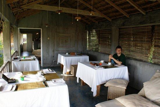 Cafe No Mar: restaurant