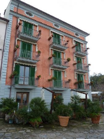 Castellabate, Italy: La Corallina