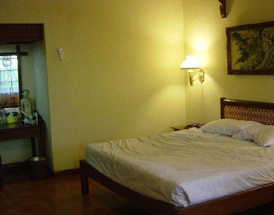 Bali Segara Hotel: Deluxe room