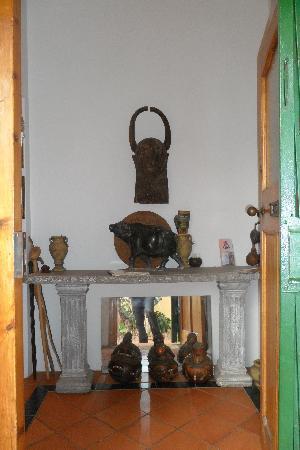 Botany Bay Lodge: The entrance