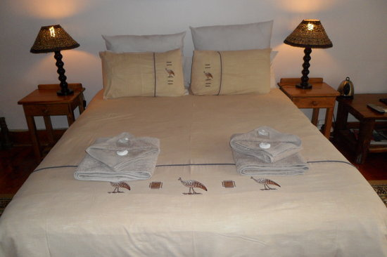 Botany Bay Lodge: Bed