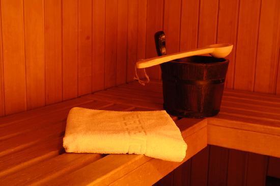 Best Western Raphael Hotel Altona: Sauna