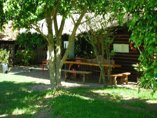 San Bernardino, Paragwaj: Cantina de la Piscina
