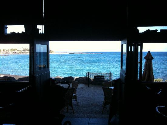 Hennessey's : A room with a view - amazing during the day
