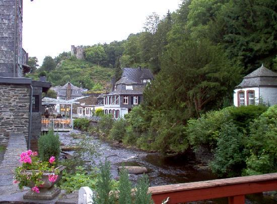 Monschau - a river runs through it