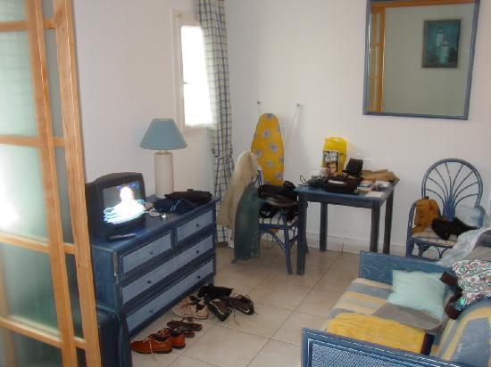 Hotel Ouessant-Ty : Chambre