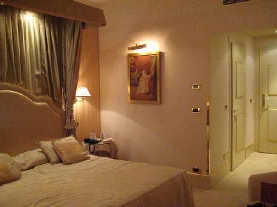 Hotel a La Commedia: A La Commedia room
