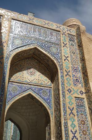 Samarkand, Uzbekistan: mausoleo 2