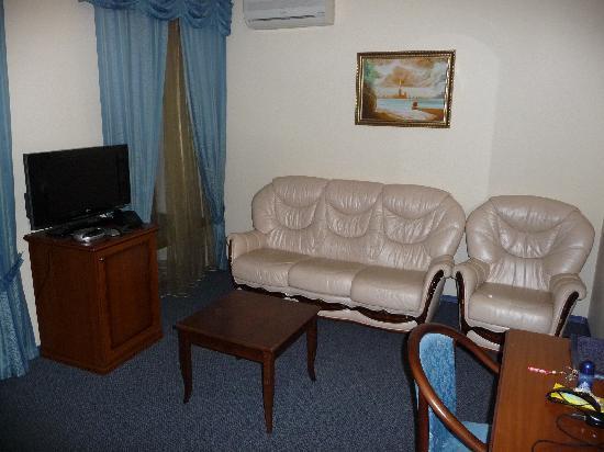 Alexandria: Deluxe Room, coach