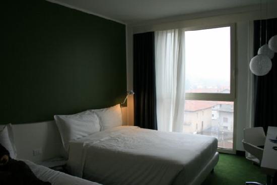 Idea Hotel Plus Milano Malpensa Airport: Idea Malpensa Zimmer