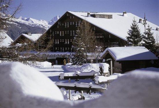 Hotel Zodiaque : Immeuble