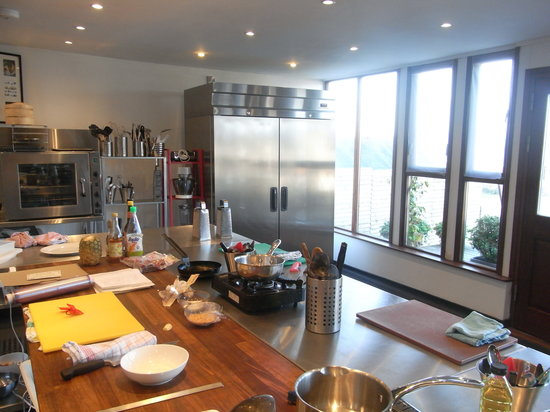 My Little Kitchen Cookery School: Kitchen, where it all happens