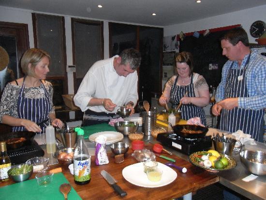My Little Kitchen Cookery School: Thai Class