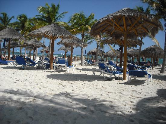 Ocean Maya Royale: Plage