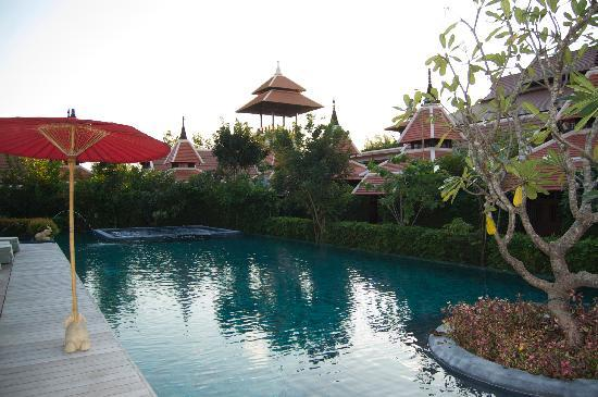 Siripanna Villa Resort & Spa: The Pool