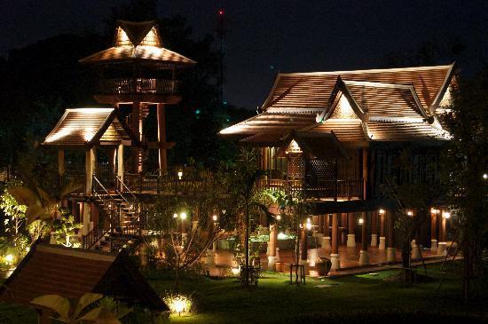 Siripanna Villa Resort and Spa Chiang Mai: The Rice House