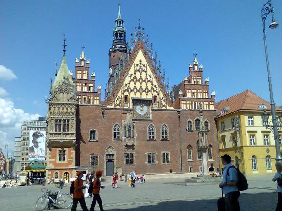 Wroclaw, Poland: Palazzo del comune