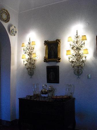 Monte Dos Pensamentos: Breakfast room 1