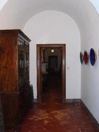 Monte Dos Pensamentos: Corridor