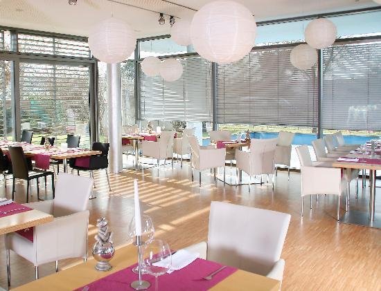 Cristall Hotel: Das Restaurant