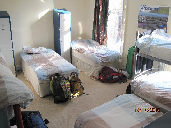 Lagan Backpackers: 8 bed mixed dorm