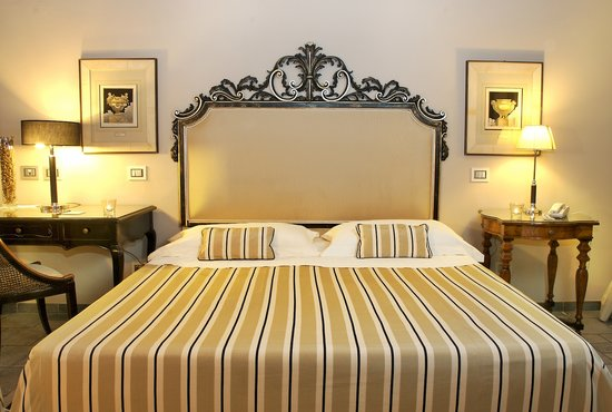 Hotel Villa Carlotta: one bedroom