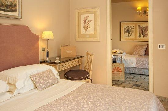Hotel Villa Carlotta: De-luxe Suite detail