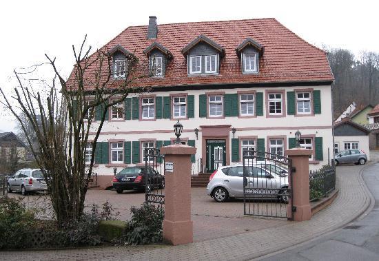 Ölmühle Hotel-Restaurant: Olmuhle Hotel-Restaurant in Landstuhl