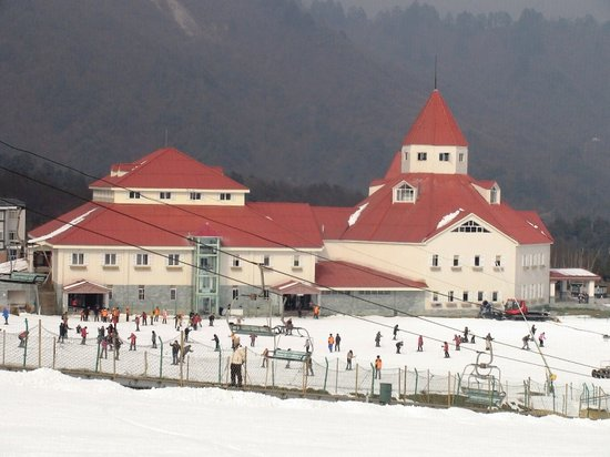 Xiling Snow Mountain Ski Field
