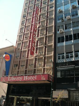 Liberty Hotel: Inmejorable ubicación