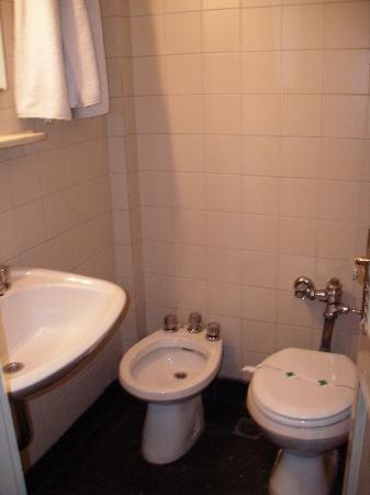 Liberty Hotel: Buena higiene