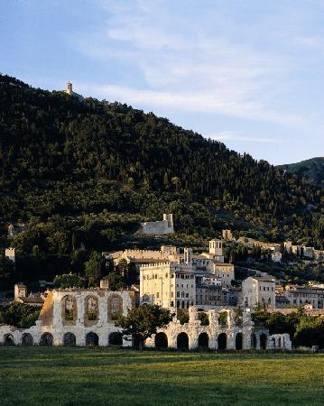 Park Hotel Ai Cappuccini: Gubbio
